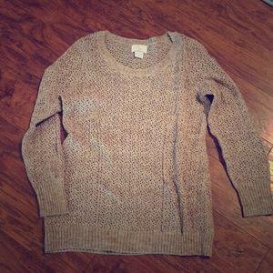 🤰🏼eyelet sweater